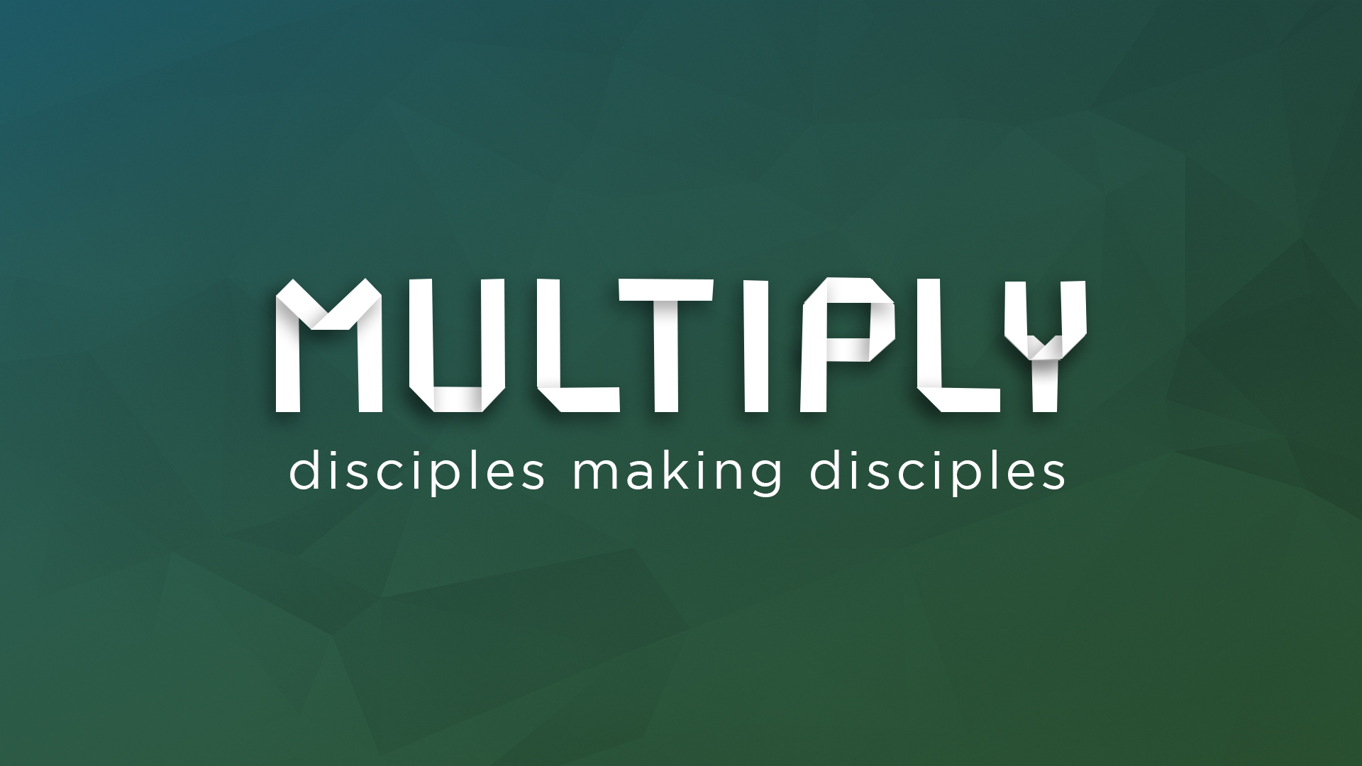 Multiply - August 12 - 26, 2018