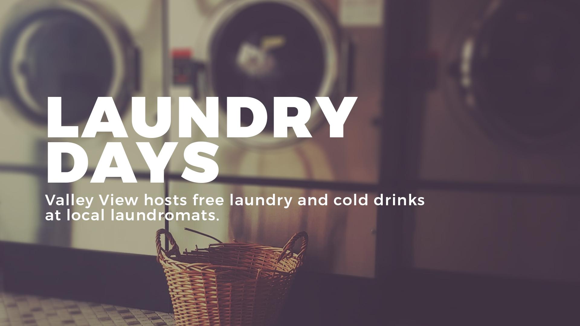 laundry days dallas