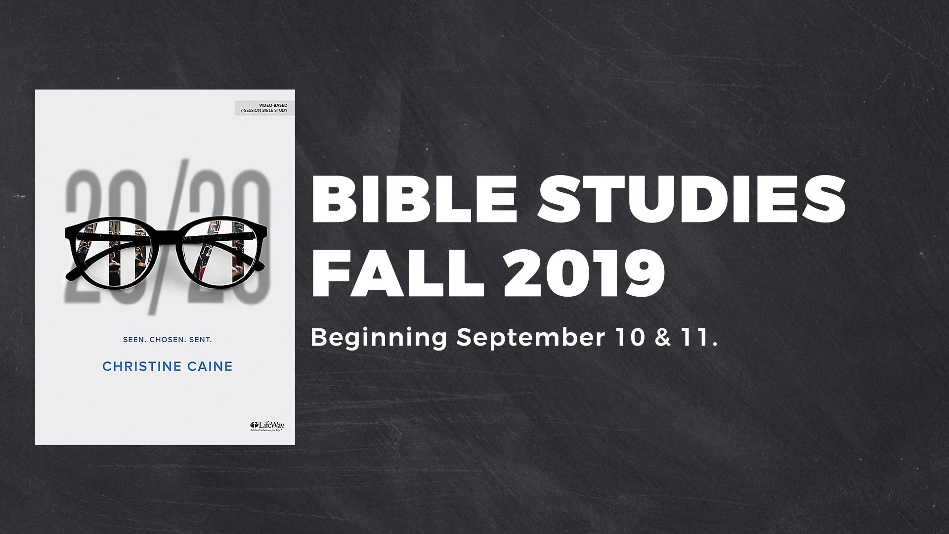 women's bible study dallas