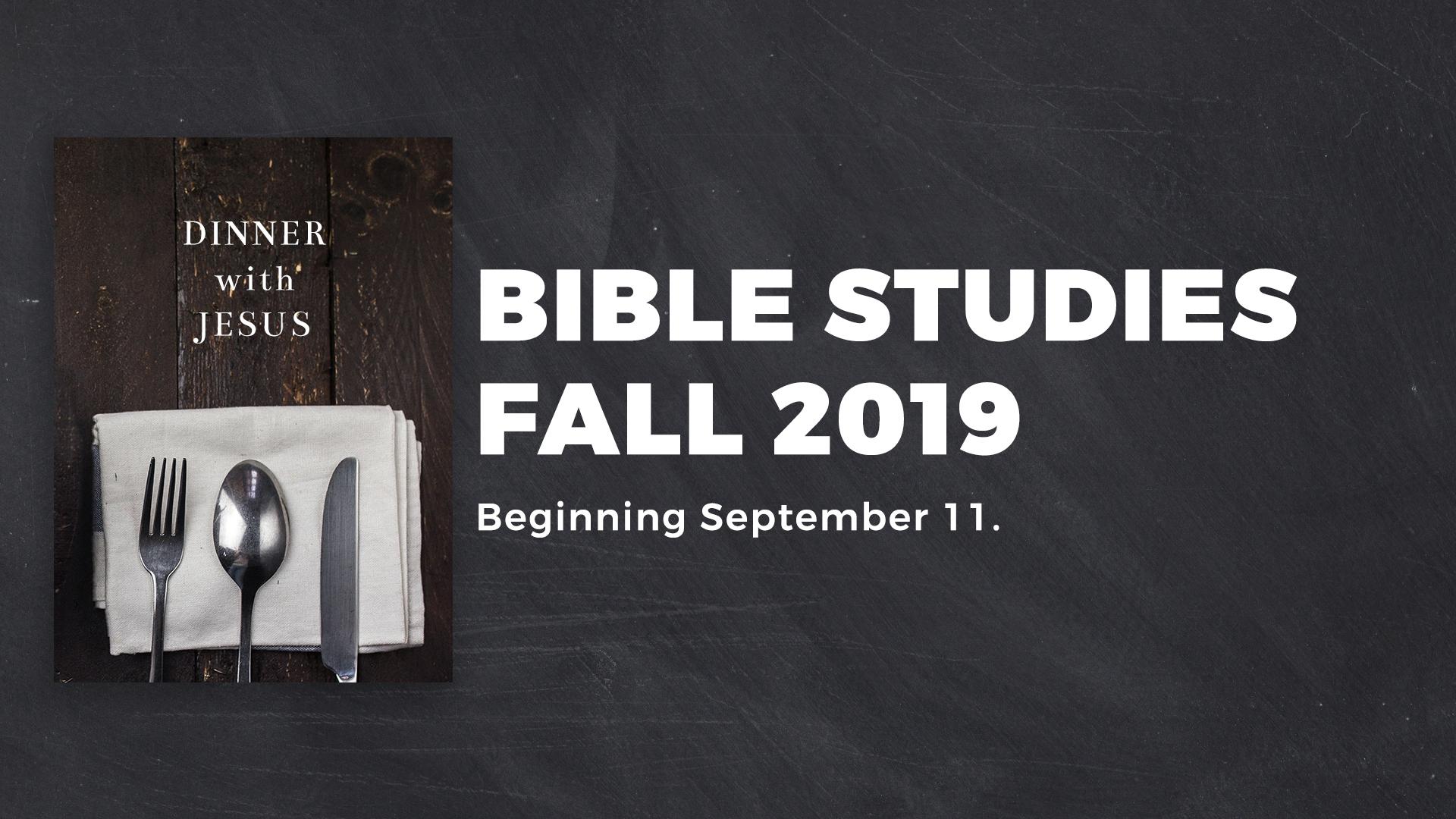 Bible studies for men dallas church