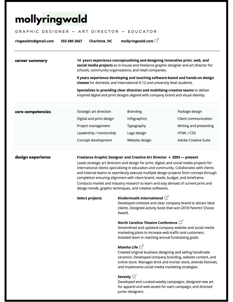 graphic-designer-custom-resume-design-portfolio