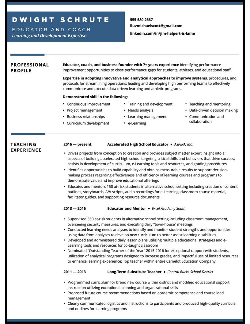 custom-resume-design-education-teacher-coach