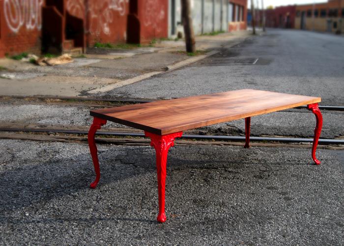 Metropolitan Ave. Coffee Tables