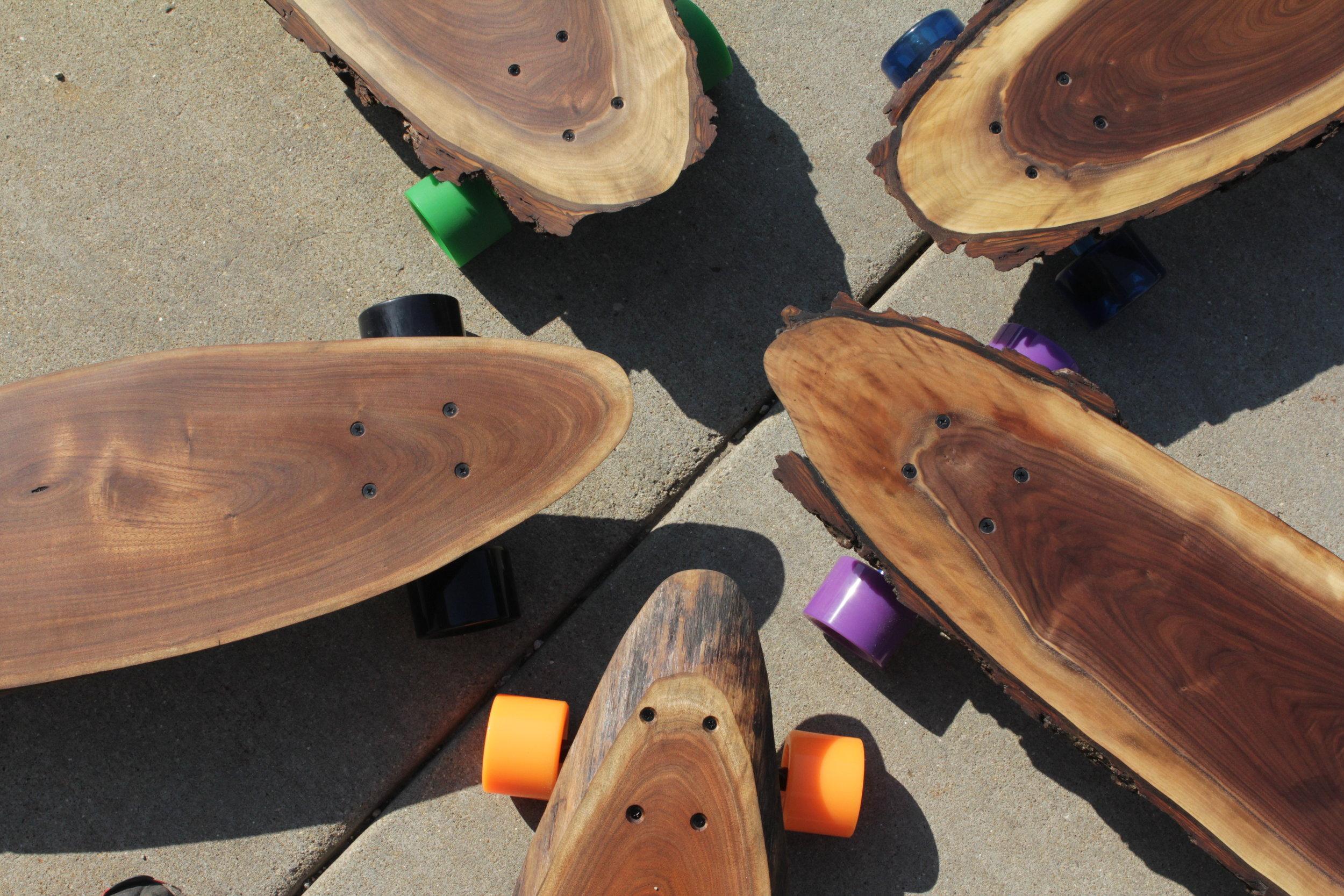 Logan Blvd. Boards