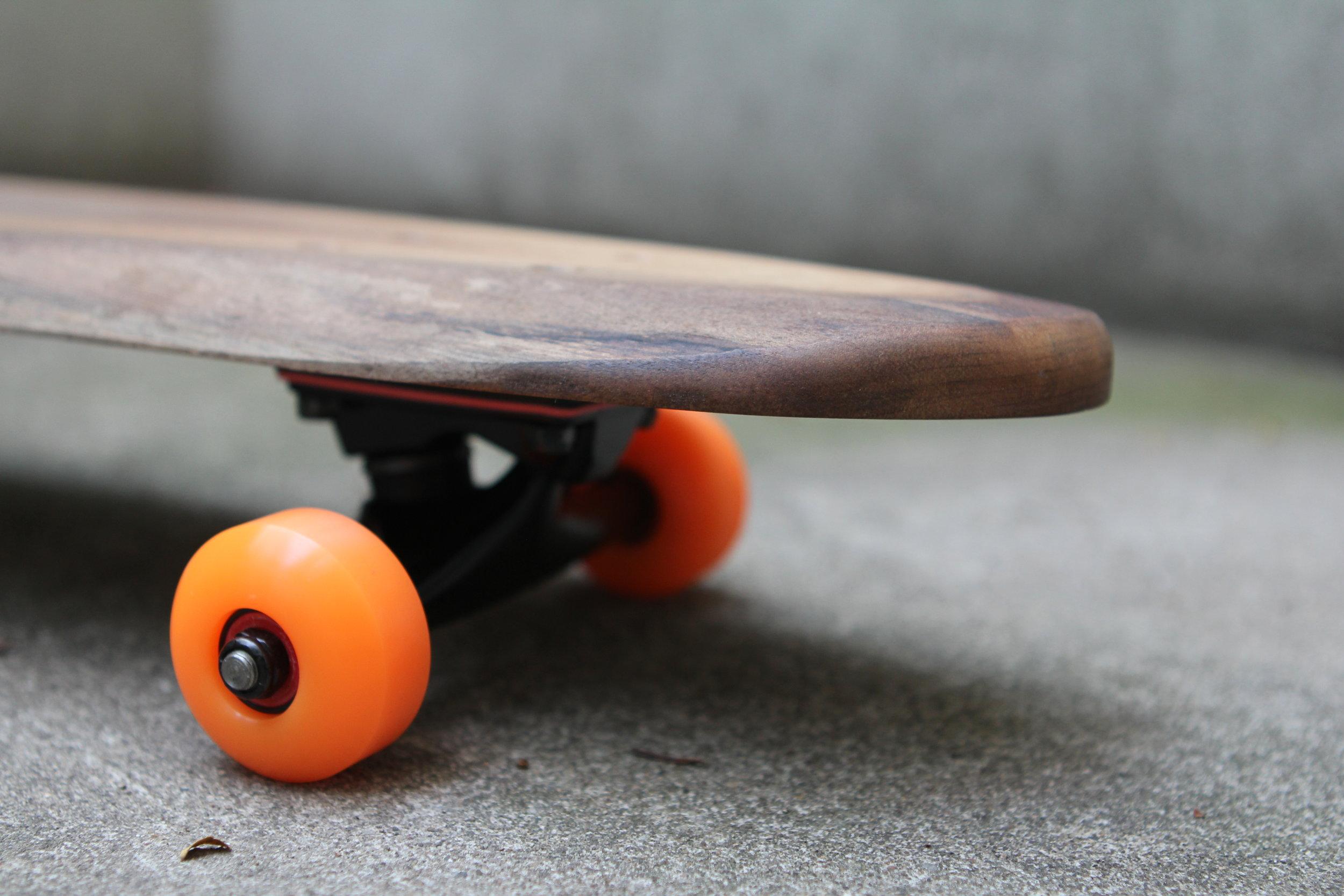 Logan Blvd. Skateboard