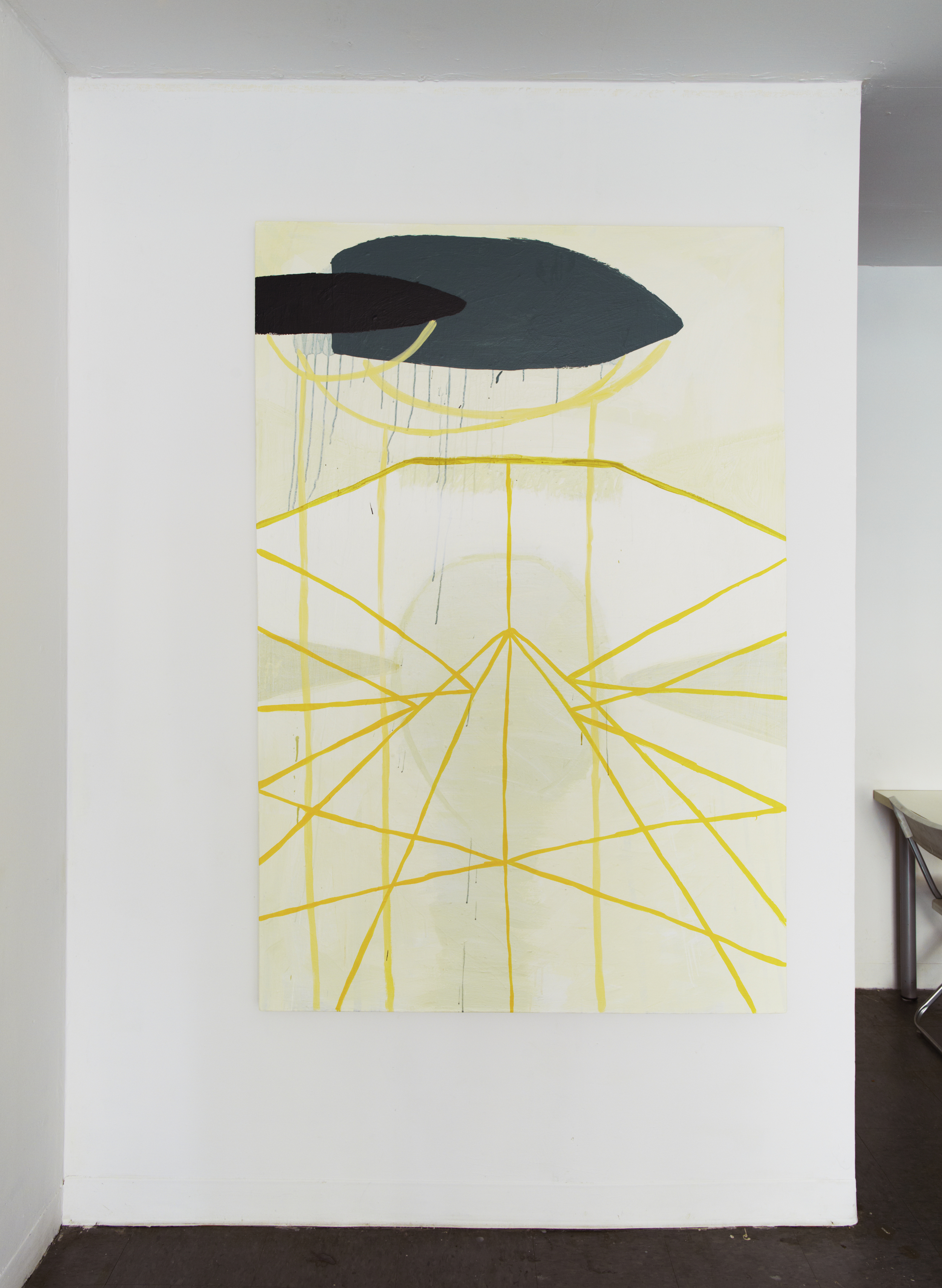 Ky Anderson -  Cloud Weight  at frosch&portmann, NY, NY 2013