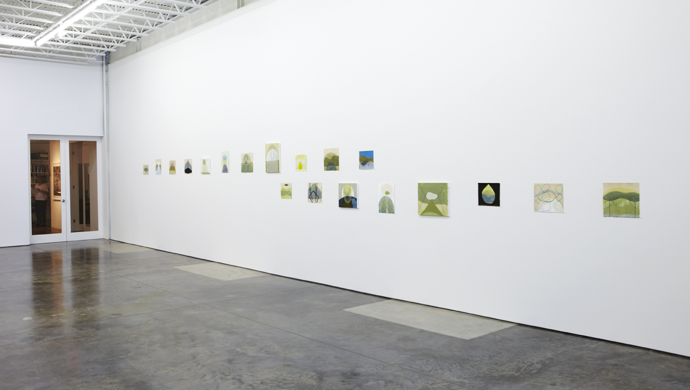 Ky Anderson,  New Work , Dolphin Gallery, Kansas City, MO, 2010