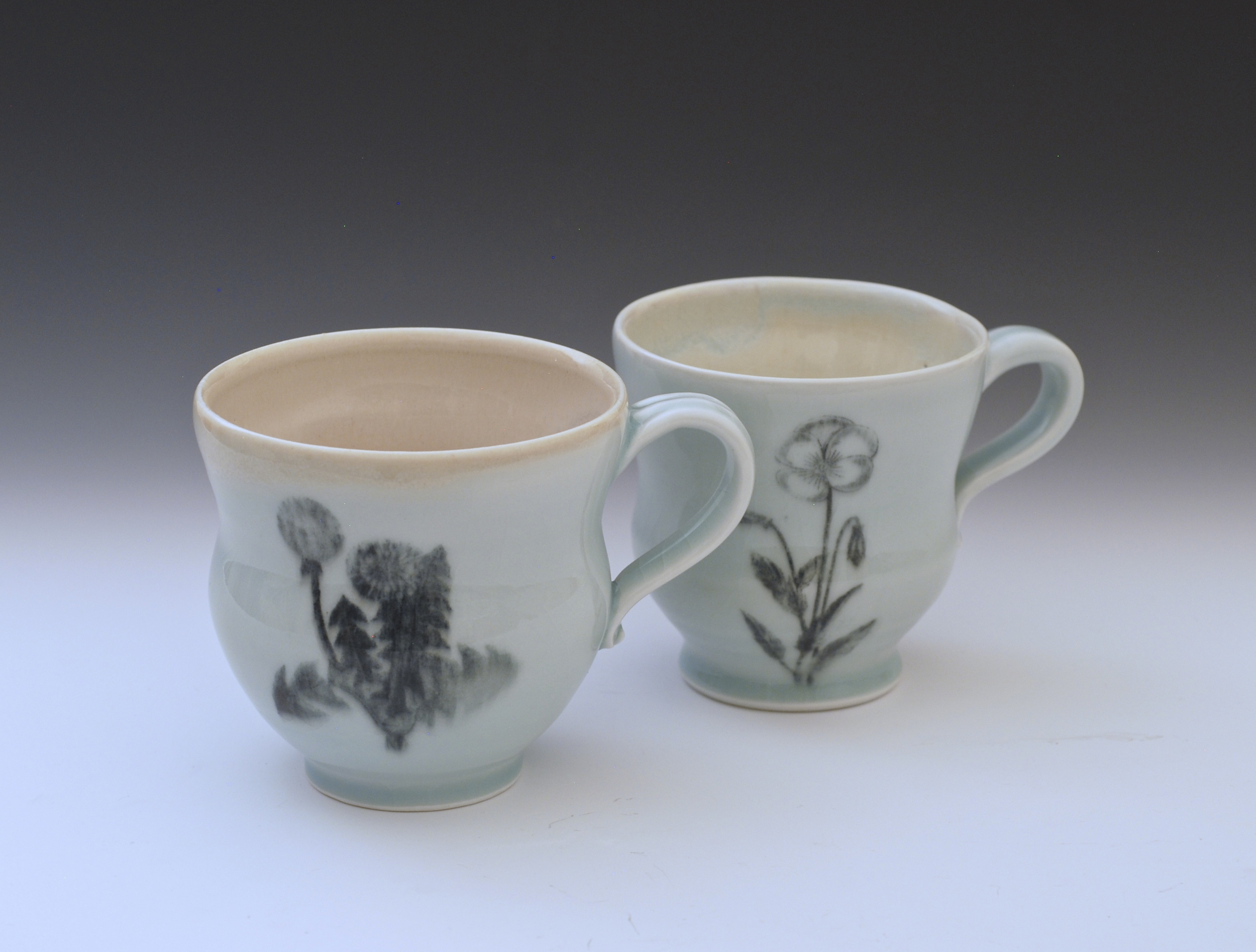 WILDFLOWER MUGS (FRONT)
