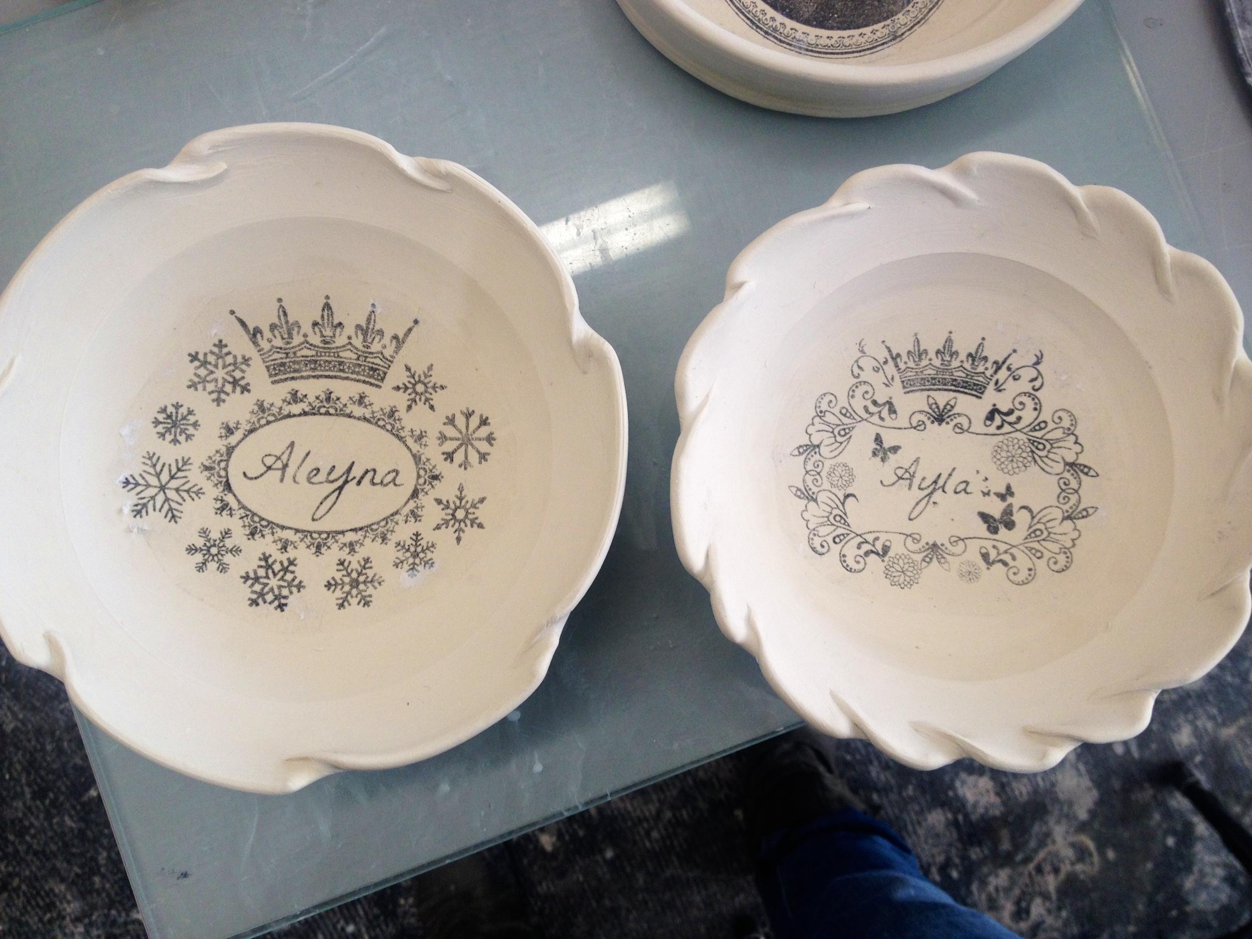Princess Bowls