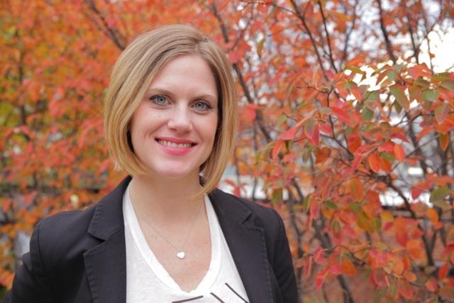Samantha Lawler, Staff Developer & Forgiveness Project Speaker