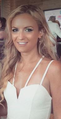 Erika Zoltec, English teacher