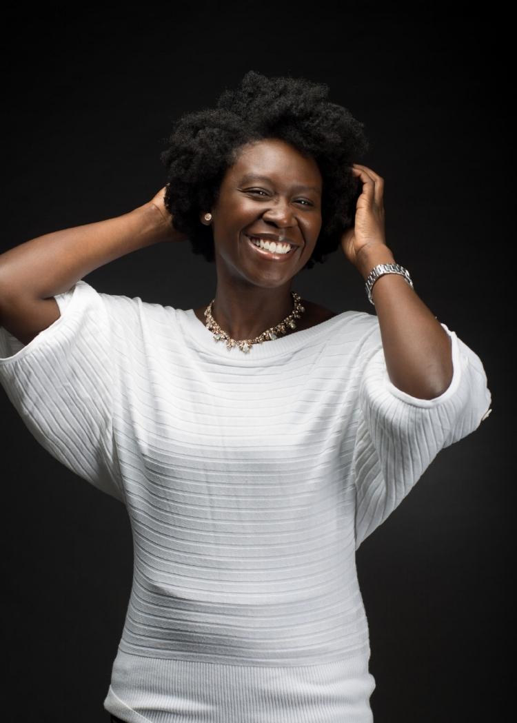 Charlene Absalon  Haitian Creme Liquor & Ice Cream Owner