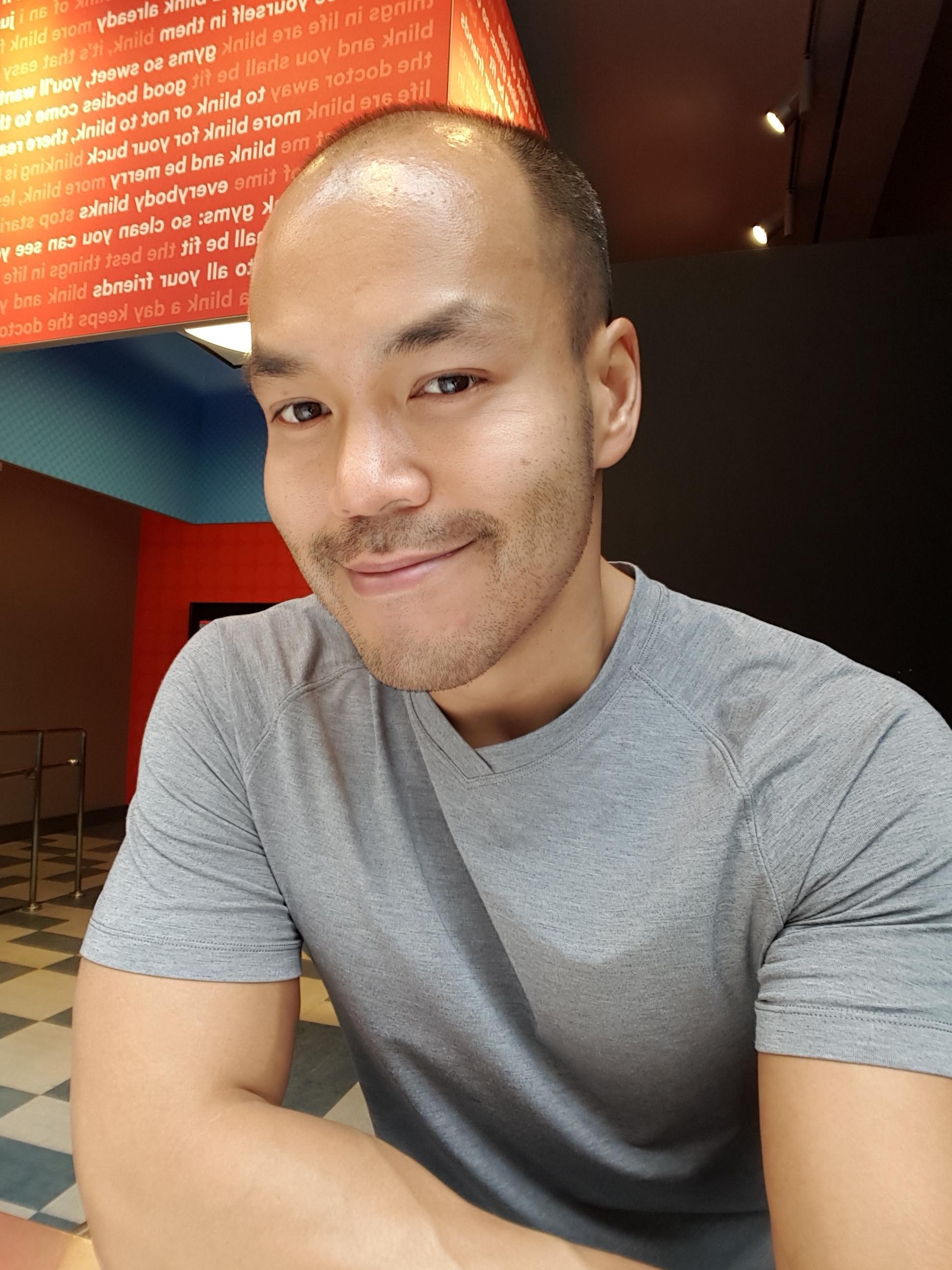 Matt Ng Personal Trainer
