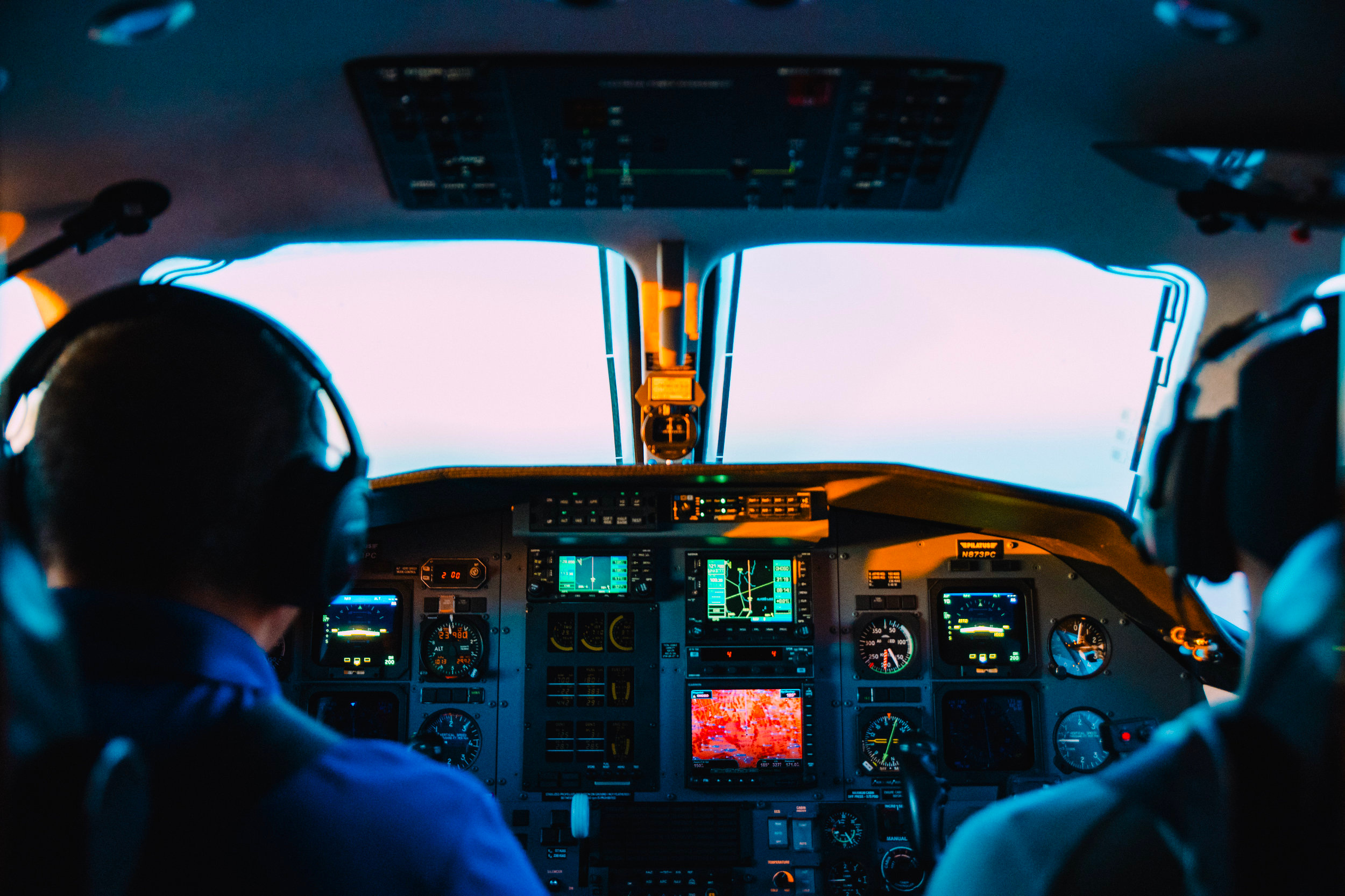 There are TWO aviation careers on this list of jobs that require  no college education  and pay   over $75,000  .  https://www.cnbc.com/2019/01/25/tk-jobs-that-pay-more-than-75000-that-you-can-get-without-a-bachelors-degree.html