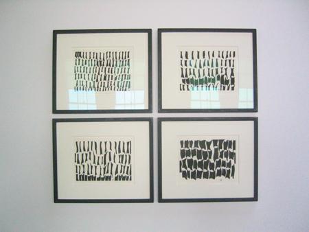 Karl Benjamin at Lawrence Markey 2006 installation view.jpg