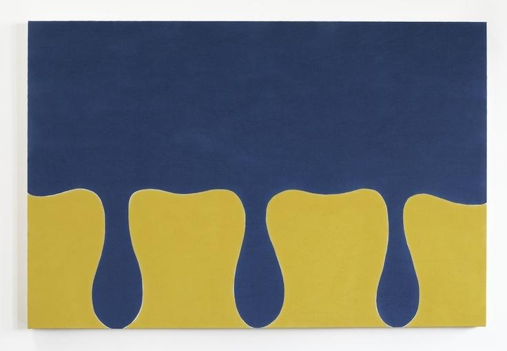 Paul Feeley,  #15 , 1962, Oil-based enamel on canvas, 52 x 78 inches, PFE6231  Lawrence Markey Inc.  4/5