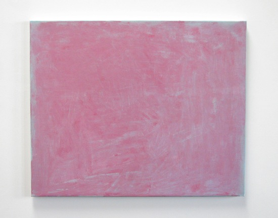 John Zurier,  Forgetfulness , 2007, Oil on linen, 31 x 38 inches, JZU0701  Lawrence Markey Inc.  1/5