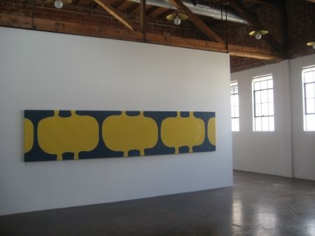 paul-feeley-at-Lawrence-Markey-2007-installation-view