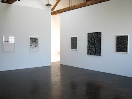 Mel-Bochner-at-Lawrence-Markey-2009-installation-view.jpg