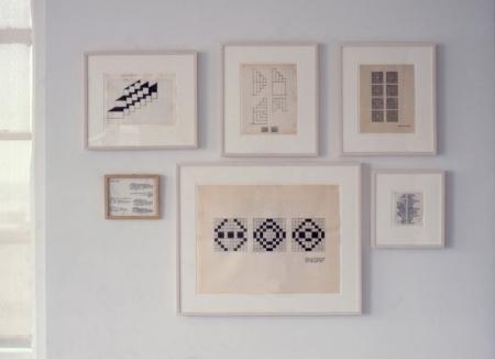 Mel-Bochner-at-Lawrence-Markey-1998-installation-view.jpg