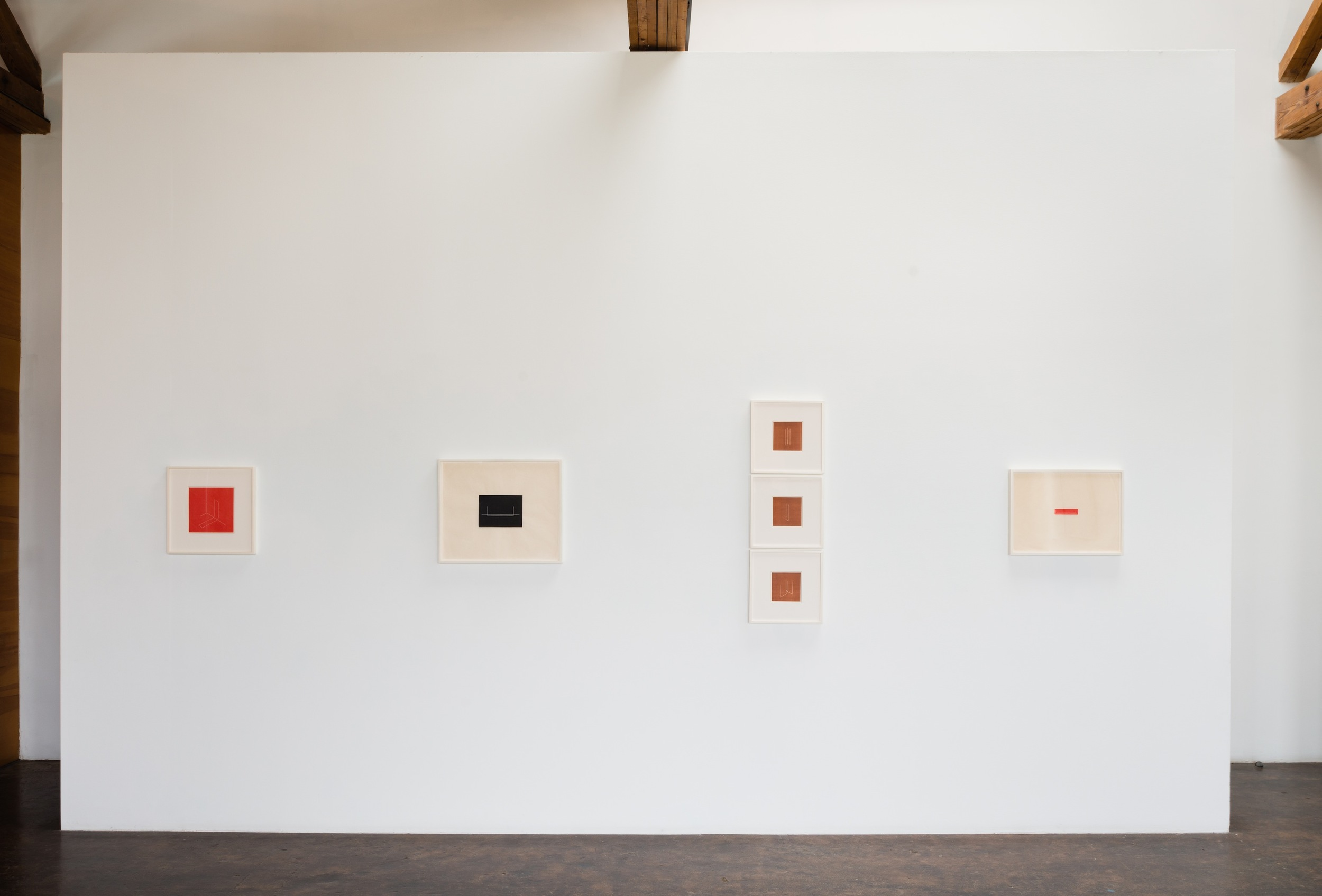 Fred Sandback Prints at Lawrence Markey 2015_2.jpeg