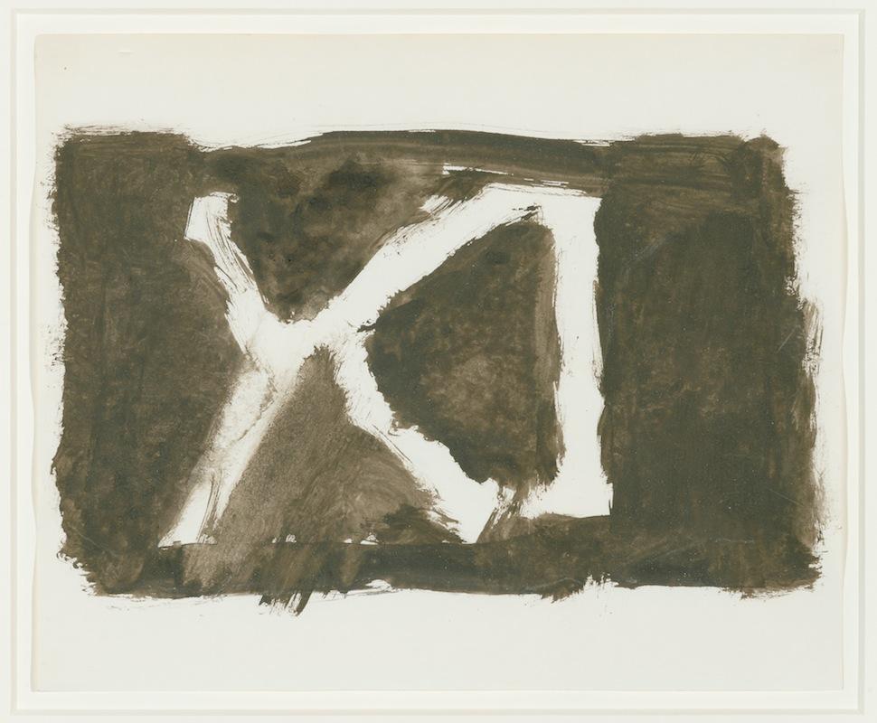 James Bishop, Untitled, 1993