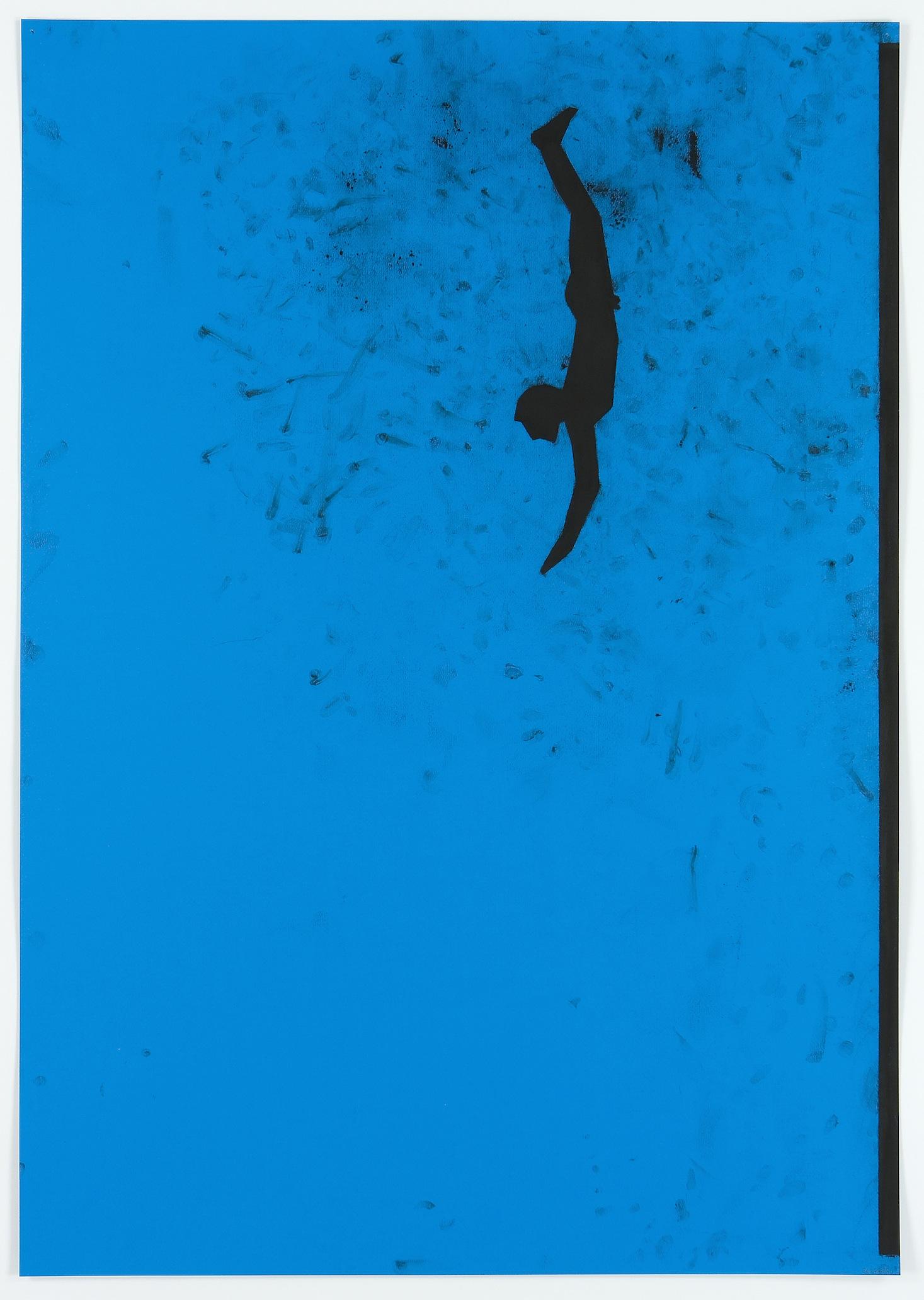 Robert Moskowitz, Diver, 2002