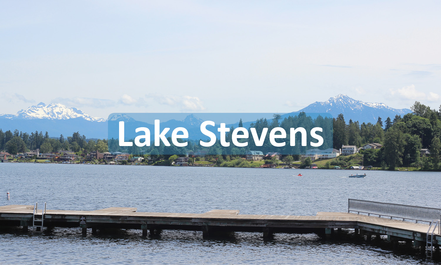 City of Lake Stevens Project Button