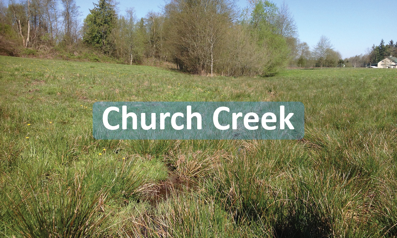 Church Creek Project Button
