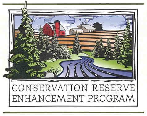 conservation reserve enhancement program logo
