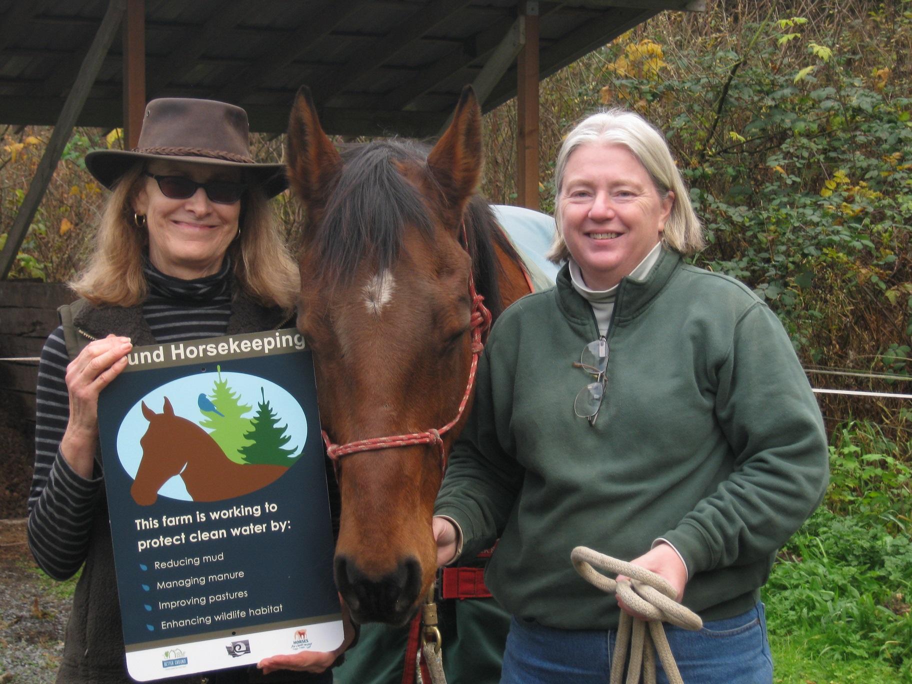 Joan Deutsch & Jan Capps (Friends of the Seattle Mounted Patrol) resized.jpg