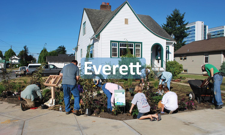 City of Everett Project