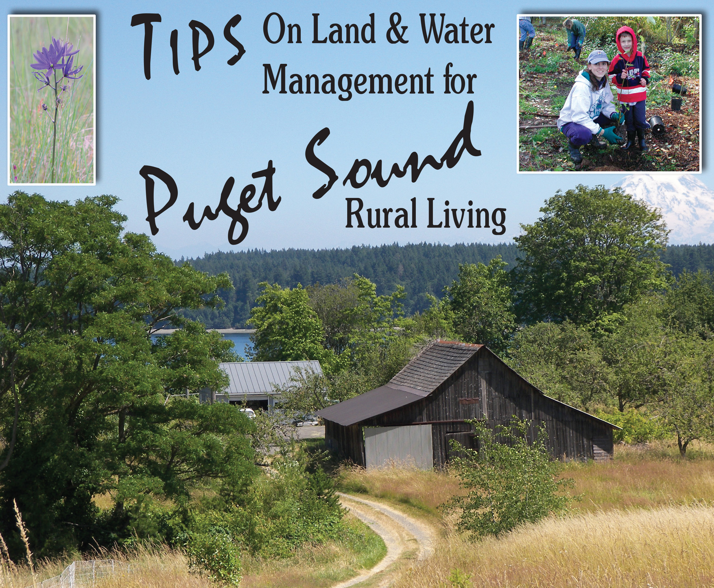 Picture of Tips for Puget Sound Rural Living Guide