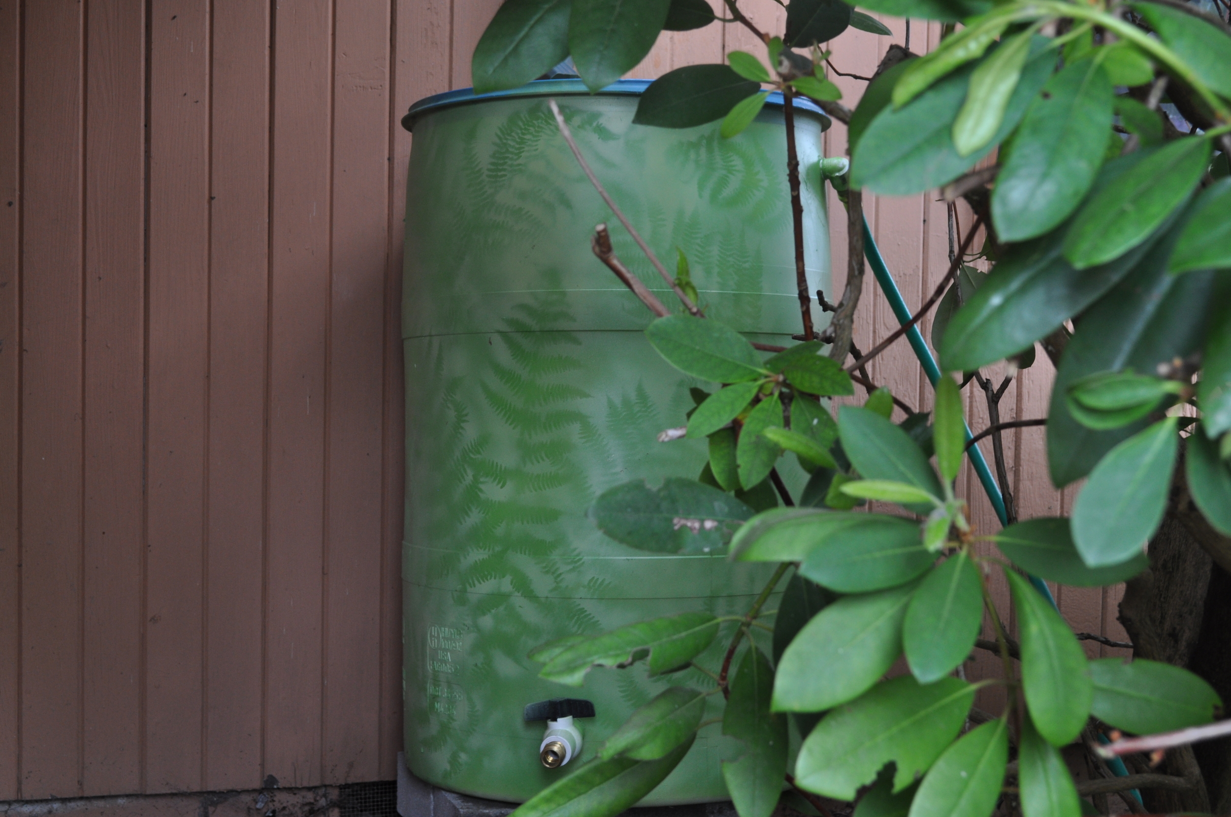Fun and creative rain barrel owners (5).JPG