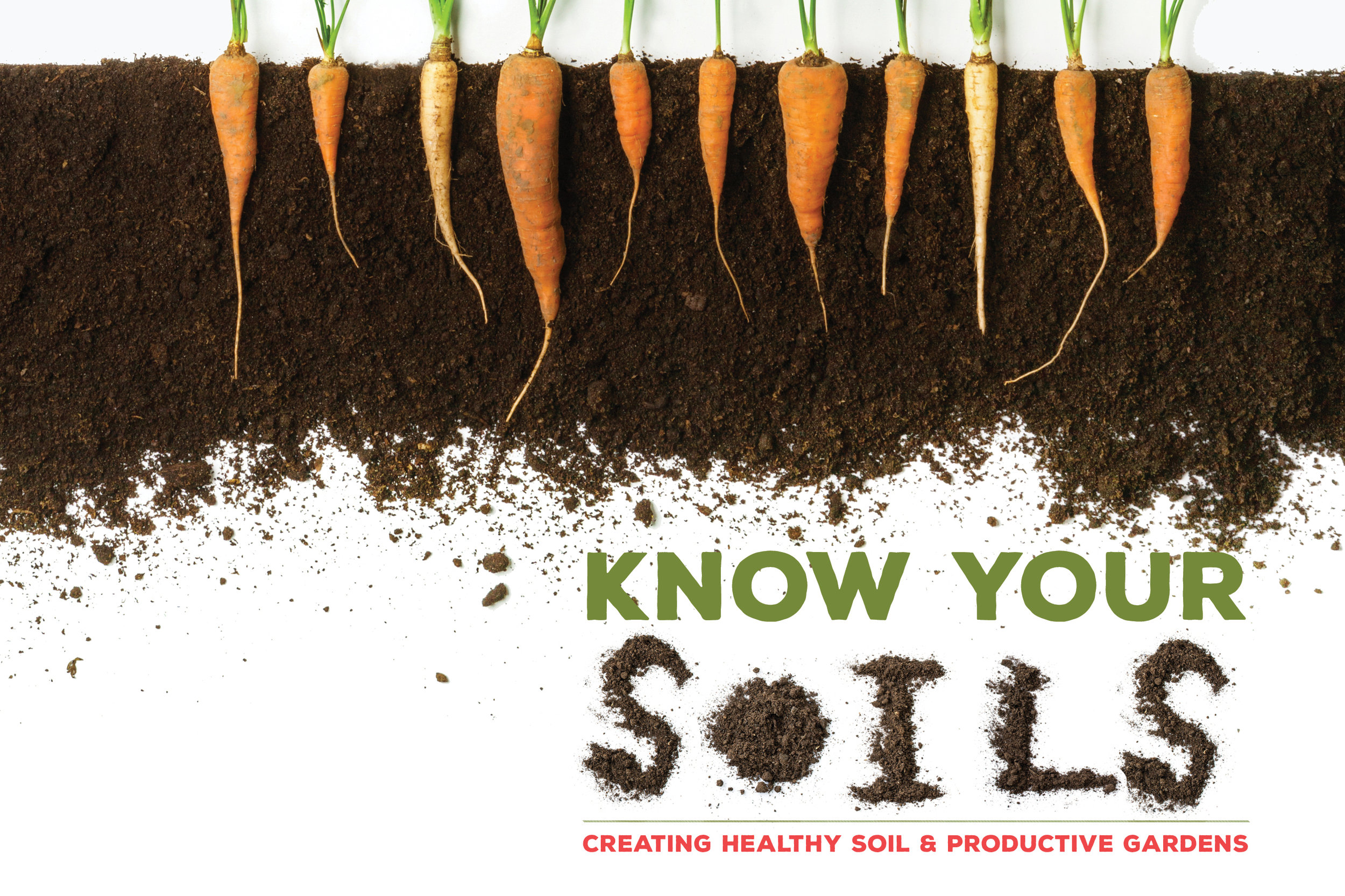 Know Your Soils Booklet cover