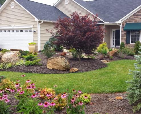 frontyard-makeover-landscaping-drainage-Weaverville1-495x400.jpg