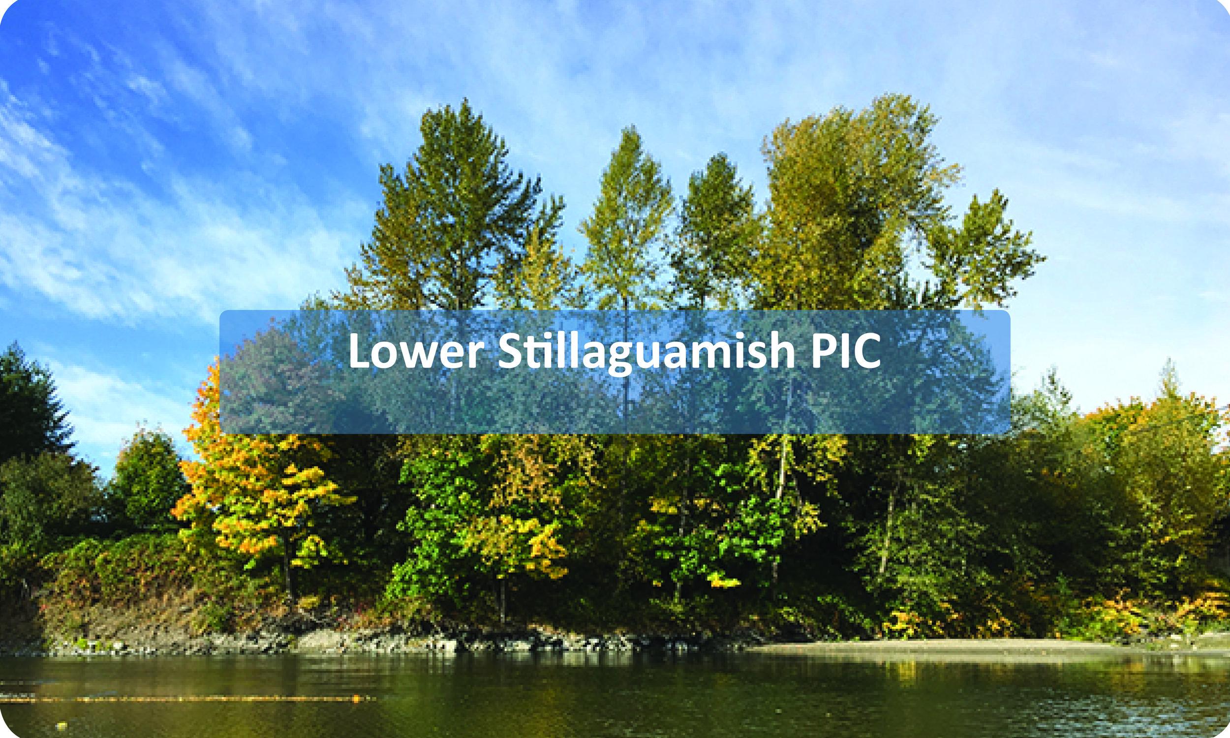 Stillaguamish PIC Project