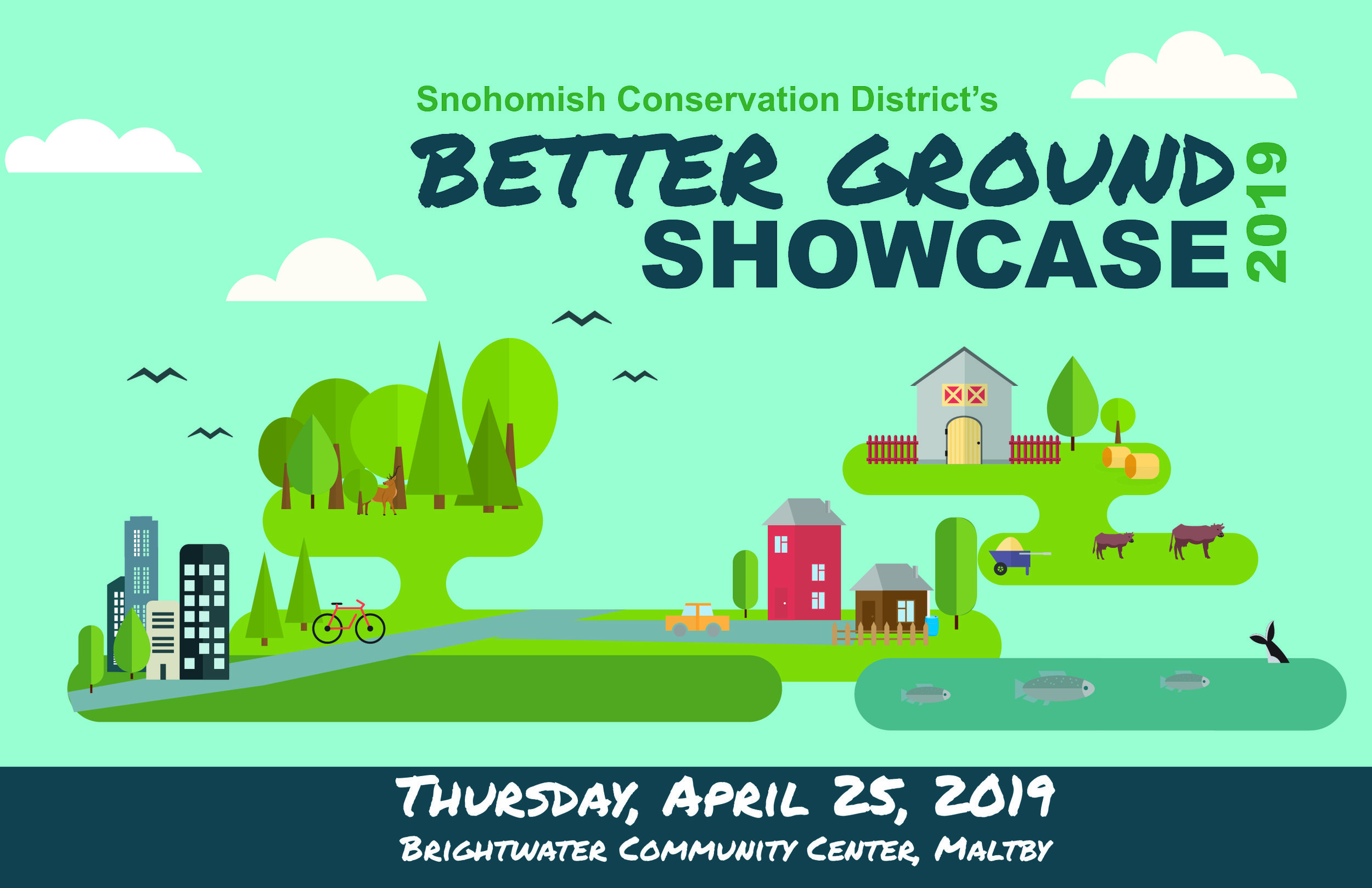 Download and read our Better Ground Showcase program