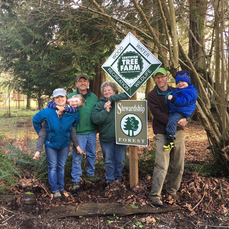 Virtual Talk David New On The Nourse Tree Farm Story Snohomish Conservation District