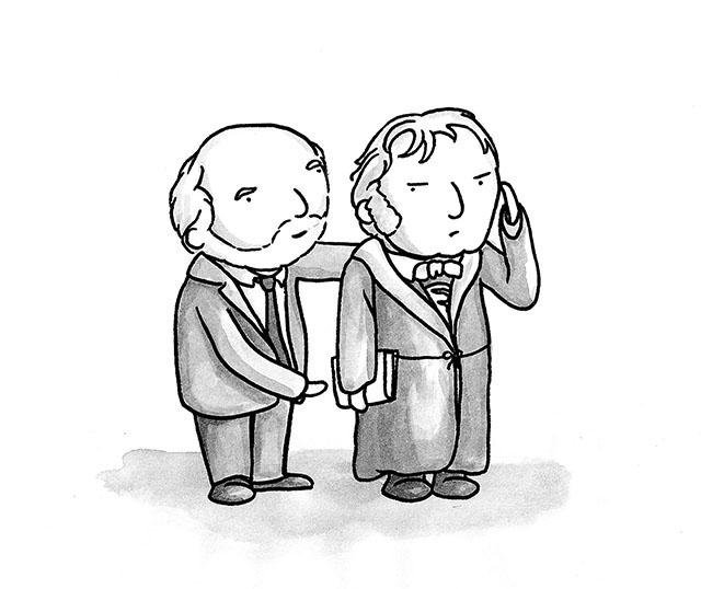 Arthur Danto and Georg Wilhelm Friedrich Hegel