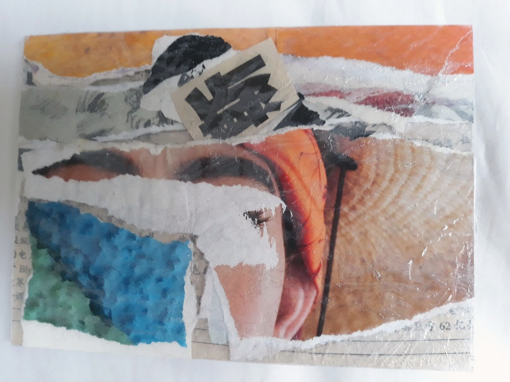 Collage - His Eye 2019