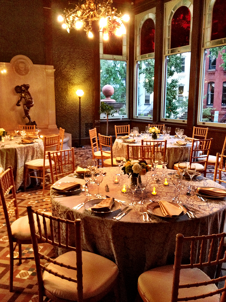 Receptions & Dinners -