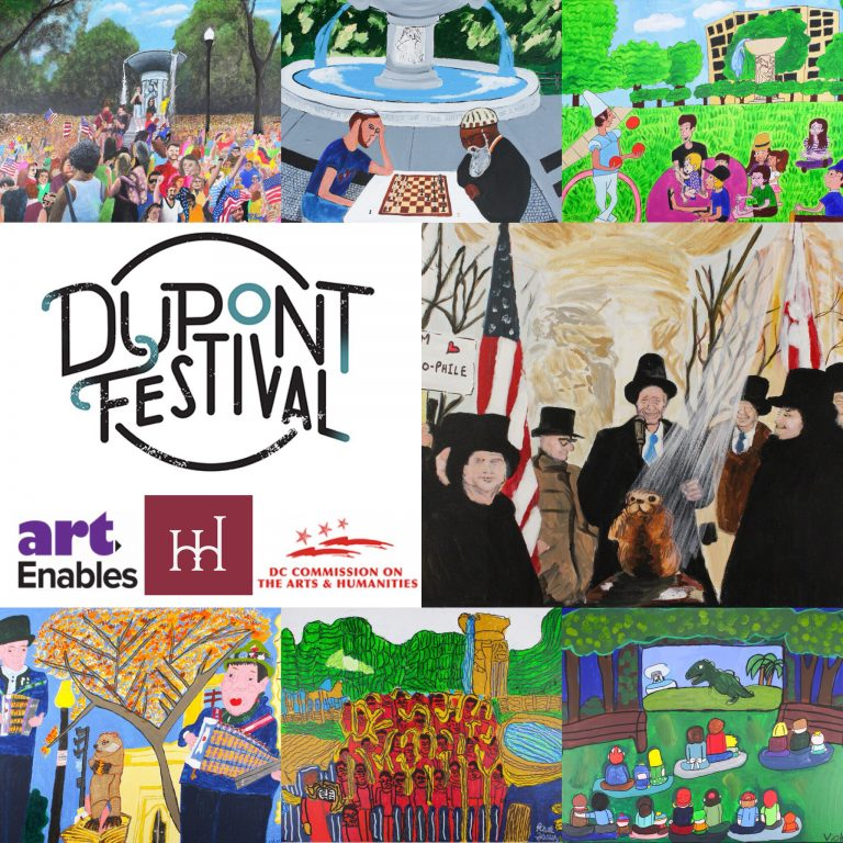Scenes from Dupont Festival -
