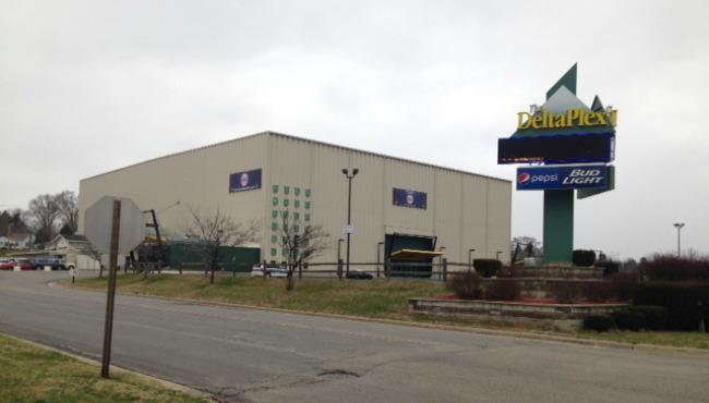 The Deltaplex - Grand Rapids MI 2016