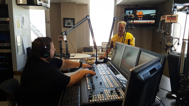Justin Barclay from West Michigan Live interviewing Mark Ermatinger, founder of the Advanced Manufacturing Expo.  Click the play button below to hear interview.