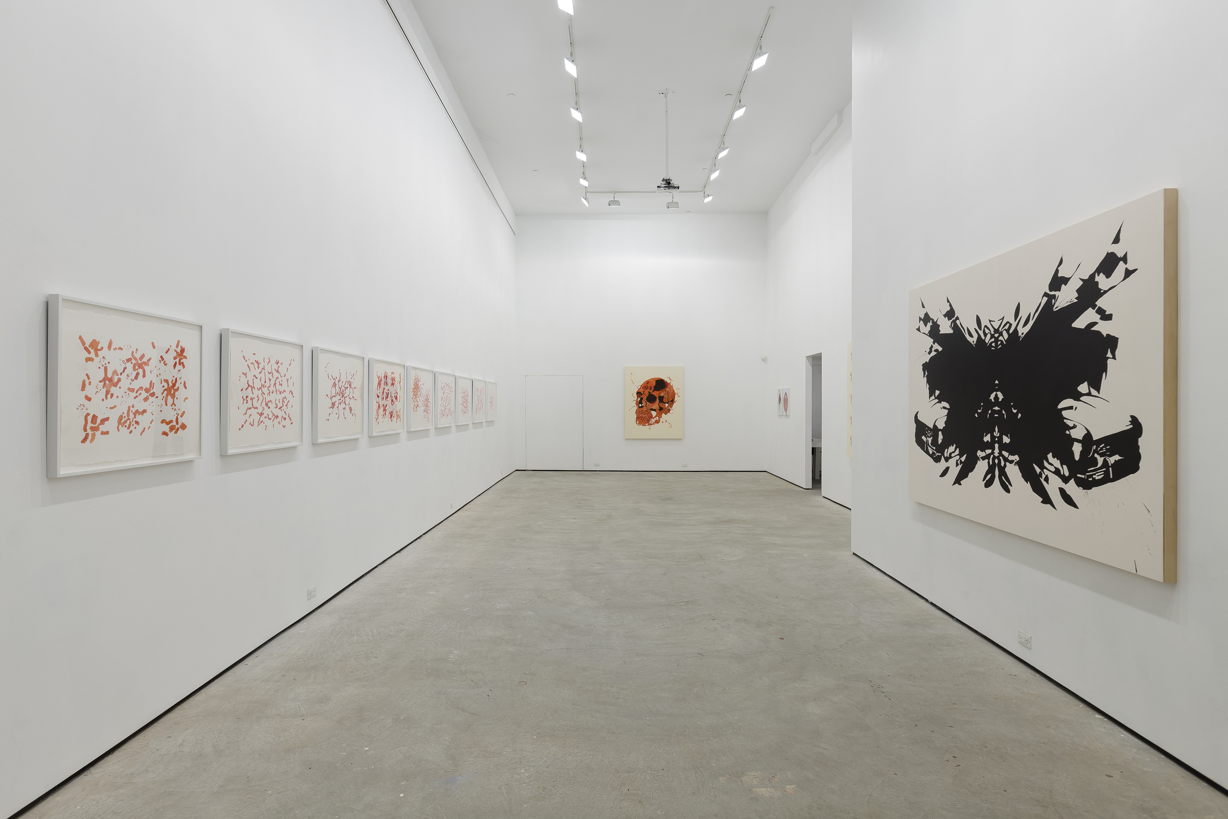 EMPIRE OF PERSONAL MYTHS 2014 INSTALLATION VIEW LU MAGNUS, NYC