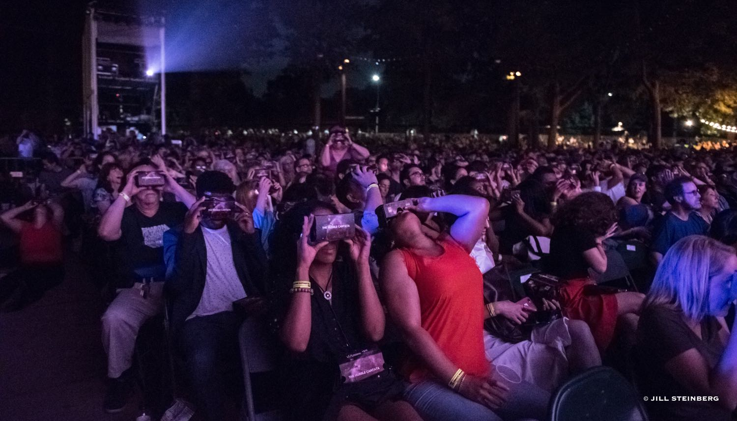 Fistful Of Stars debuted at BRIC! Celebrate Brooklyn Festival for an audience of over 6,000 New Yorkers on August 6th 2016.