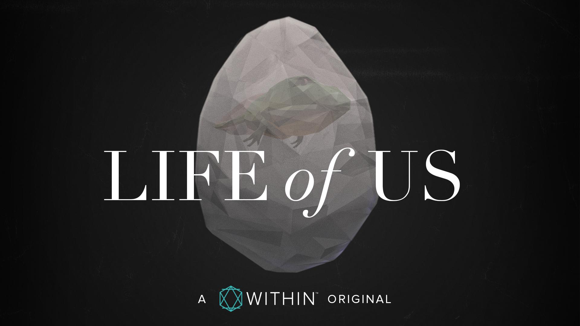 FEATURED PROJECT  LIFE OF US, Dir. Aaron Koblin & Chris Milk