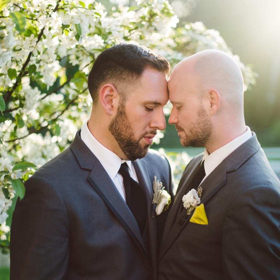 Robert + Shaun: Upstate New York Wedding