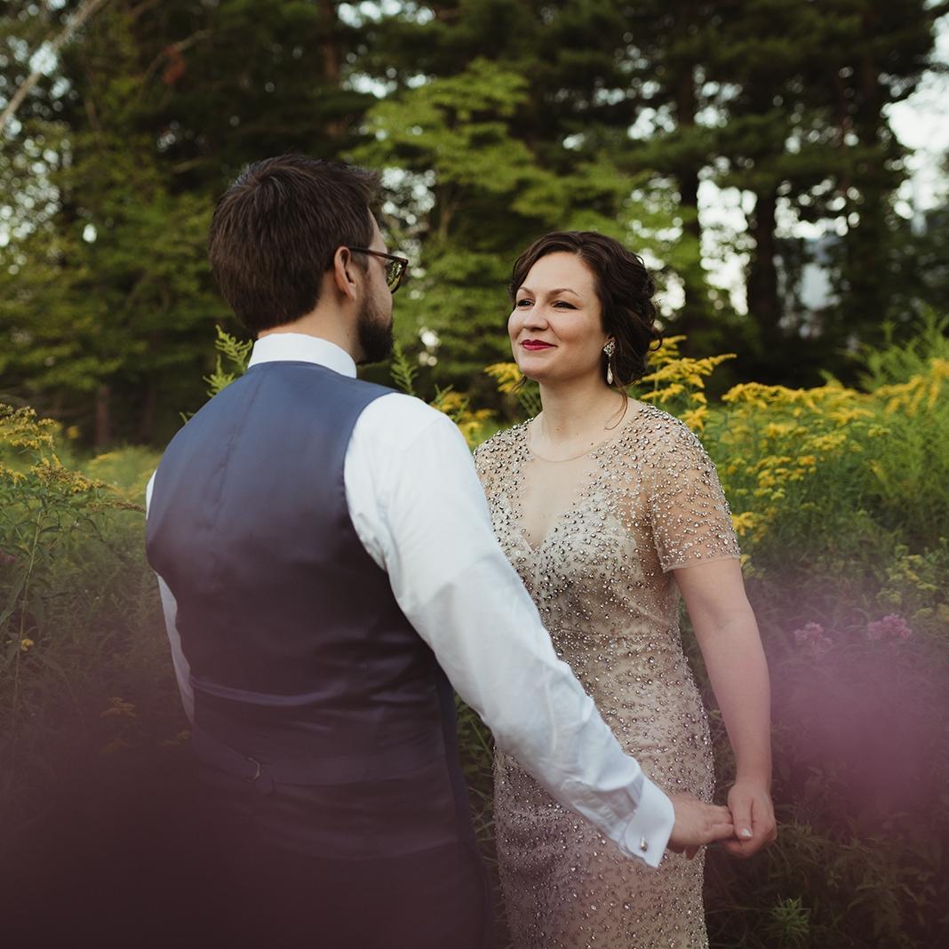 Jess + Tim: Connecticut Inn Wedding